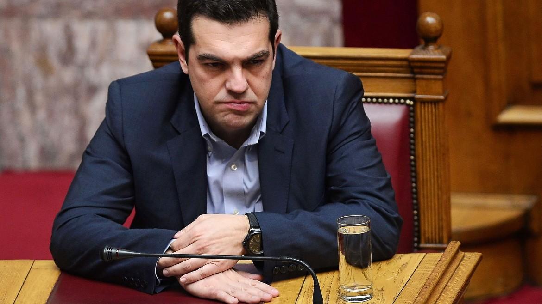 Warum Tsipras Schäuble auflaufen ließ