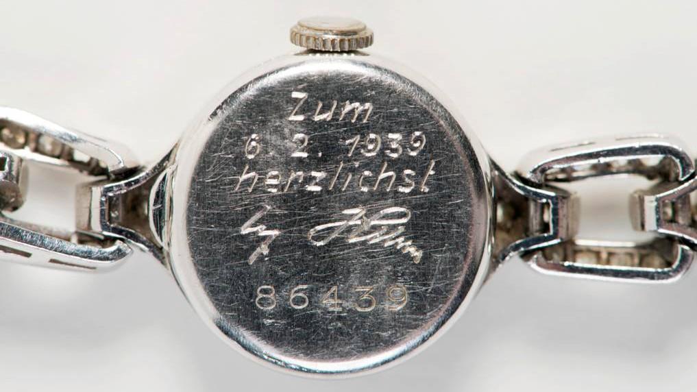 Streit wegen Eva Brauns Erbe