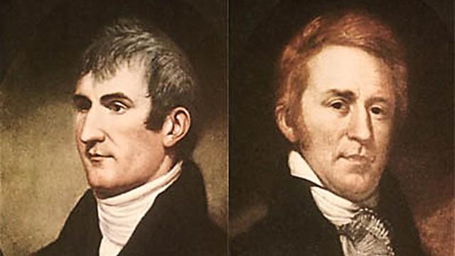 Reisepioniere Reise-Pioniere Lewis und Clark