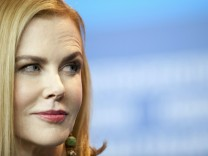 Actress Kidman attends news conference at 65th Berlinale International Film Festival in Berlin
