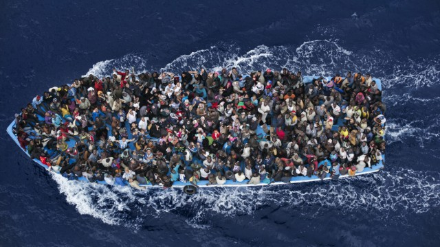 Lampedusa Gianfranco Rosi
