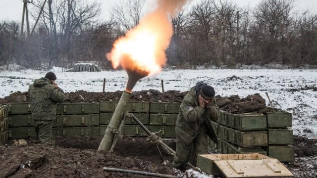 Krieg in der Ukraine Minsker Übereinkunft