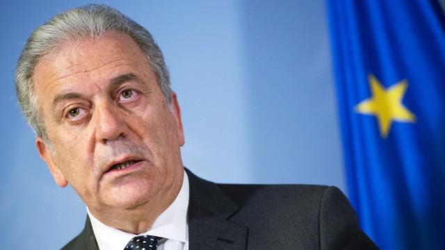 EU-Kommissar Avramopoulos