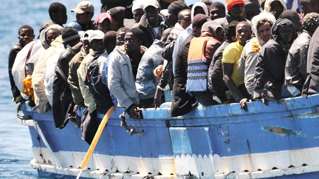 Illegale Einwanderung im Mittelmeer; Illegale Einwanderung im Mittelmeer
