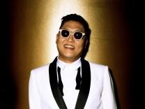 South Korean pop star Psy; psy gangdam style