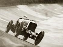 Autorennen in England, 1931