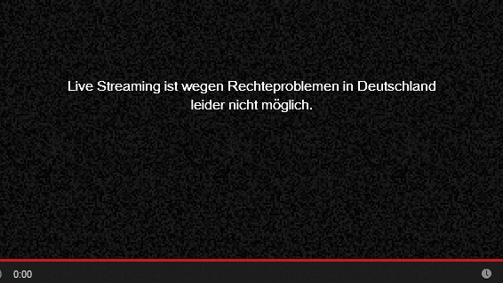 YouTube Illegale Youtube-Videos