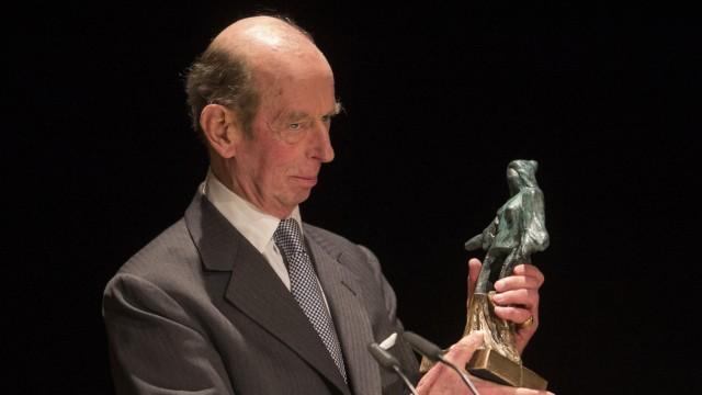 Prinz Edward bekommt den Dresden-Preis