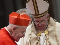 Ordinary Public Consistory for the creation of new cardinals
