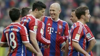 Bundesliga Bayern-Gala gegen HSV