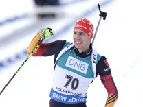 IBU Biathlon World Cup in Oslo