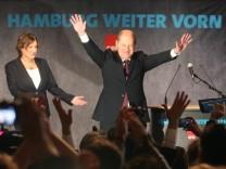 Bürgerschaftswahl - SPD