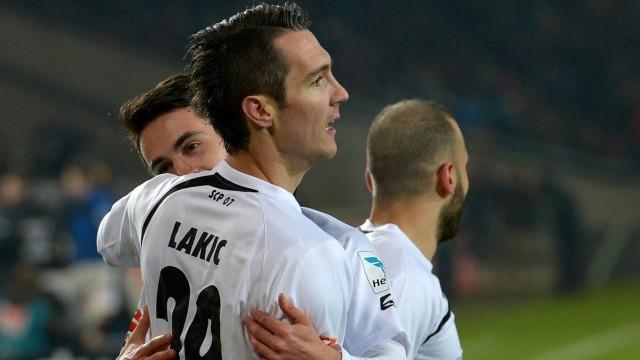 Hannover 96 - SC Paderborn 07