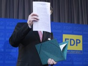 FDP, Pinkwart, Steuerkonzept, Reuters