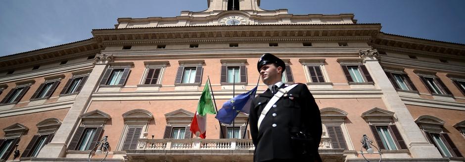Bürgerkrieg in Libyen Italien