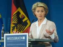 Bundeswehr Weißbuch 2016