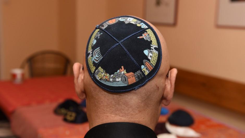 Juden in München Selbstversuch mit Kippa
