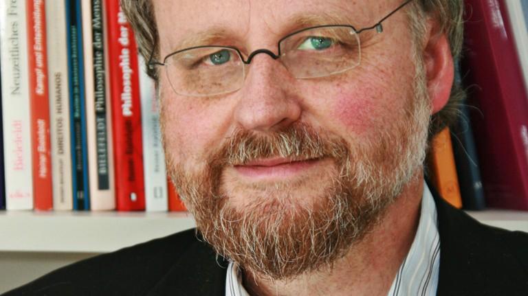 Heiner Bielefeldt Blasphemiegesetz Charlie Hedbo