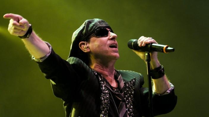 Scorpions; Klaus Meine