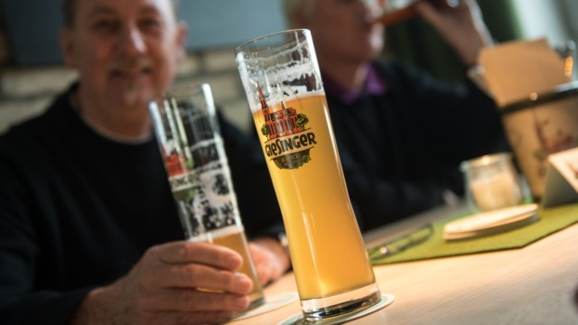 Giesinger Bräu Bräustüberl