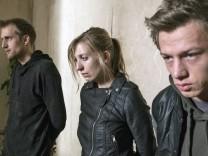 Tatort: Das Haus am Ende der Straße; Tatort aus Frankfurt; ARD/hr; Maik Rogge, Janina Schauer und Vincent Krüger