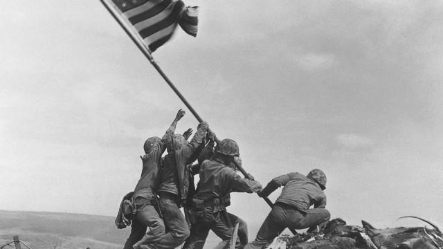 Schlacht um Iwojima, 1945; Iwojima