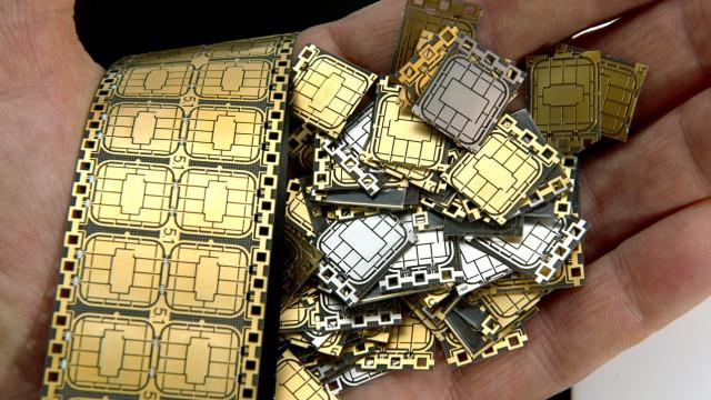 GCHQ Sim-Karten-Hersteller gehackt