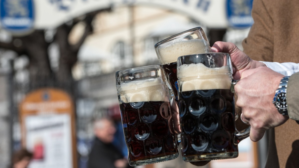 Starkbierfeste in Bayern - Hochprozentig