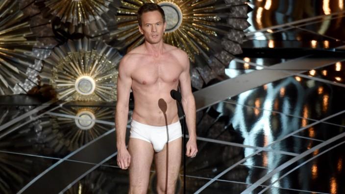 Moderator Neil Patrick Harris bei der Oscar-Verleihung 2015
