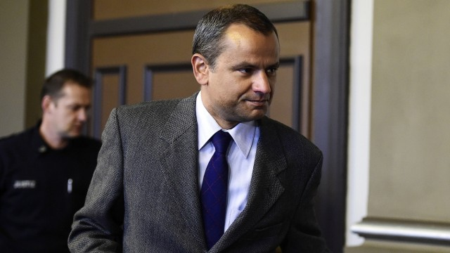 Sebastian Edathy Court Trial Begins Over Child Porn Accusations