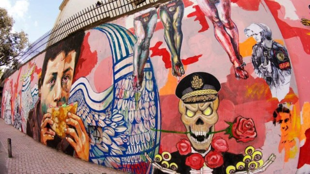 Graffiti Graffiti in Ägypten