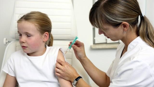 Impfung Debatte um Impfpflicht