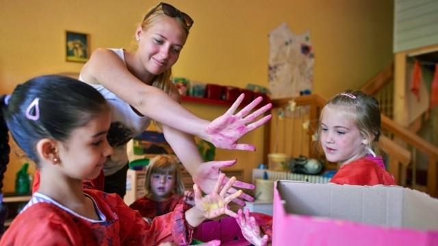 A Day Inside German Children's Daycare