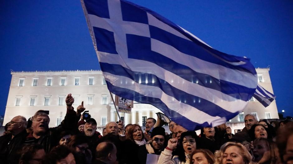 Griechenland am Abgrund Griechenlands Reform-Liste