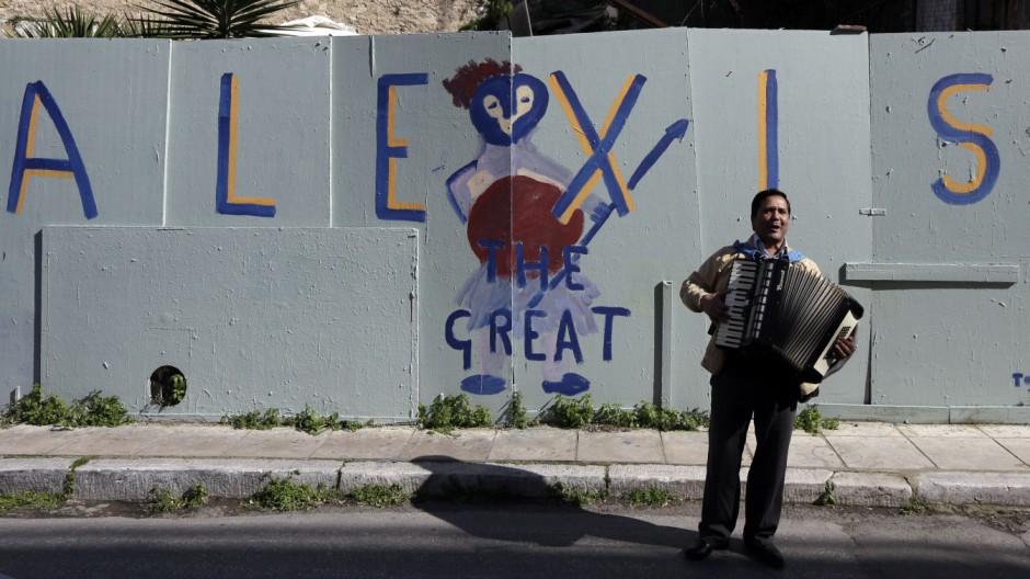 Griechenland am Abgrund Brief aus Athen