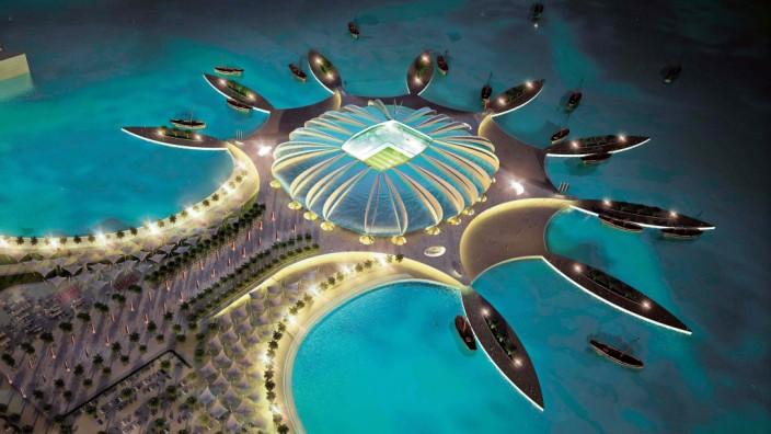 Wm Vergabe 2022 Katar Steht Unter Sabotage Verdacht Sport