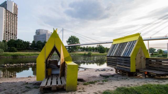 Münchner Kammerspiele Aktion gegen Wohnungsnot