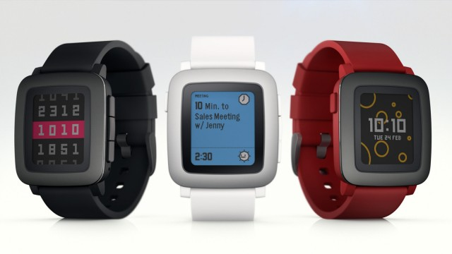 Neue Pebble-Smartwatch bekommt Farbdisplay