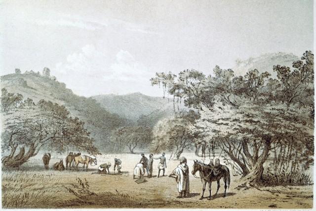 Heinrich Barth, Entdecker in Afrika