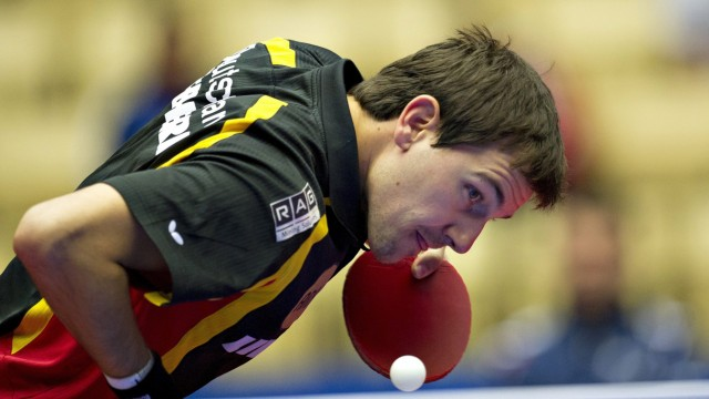 Table Tennis European Championship 2012