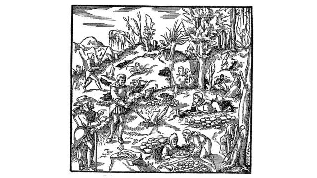 Umweltverschmutzung Umweltgeschichte