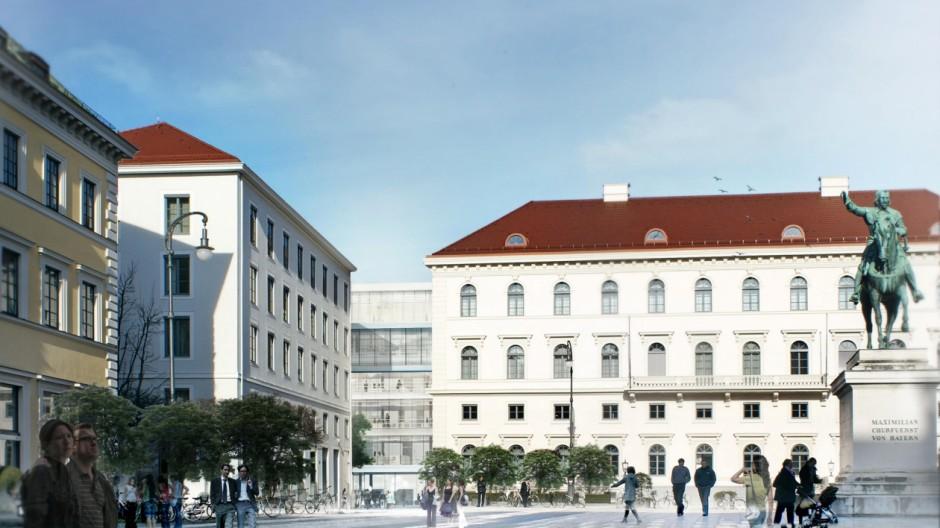 München Großprojekt in der Altstadt
