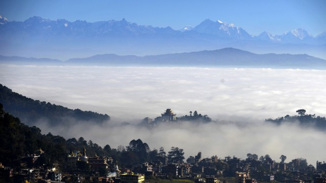 Erdbeben Erdbebenrisiko im Himalaya