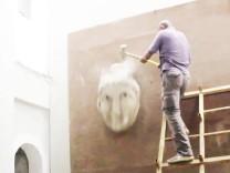 IS zerstËÜrt einzigartige Kulturg¸ter aus assyrischer Zeit; dpa_148CB40032A0F99D