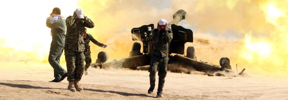 Islamischer Staat Kampf gegen den IS