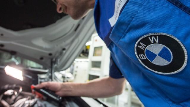 BMW stellt in diesem Jahr 8000 neue Mitarbeiter ein