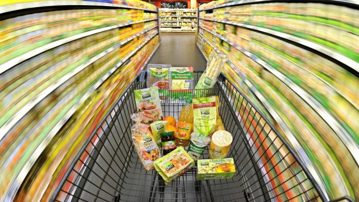 Verbraucherpreise inDeutschland - Lebensmittel