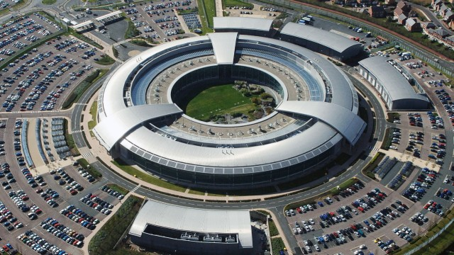Government Communications Headquarters GCHQ at Cheltenham