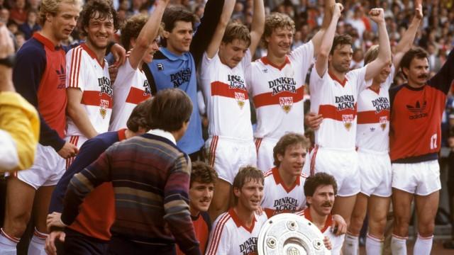 VfB Stuttgart 1984 Meisterschaft