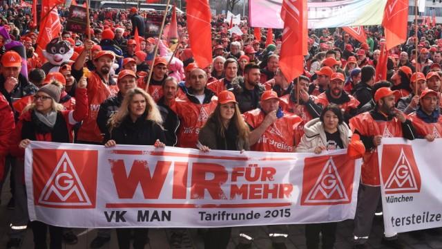 Deutscher Gewerkschaftsbund Studie der Industrie